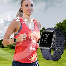 yamay smartwatch 14 modalità sportive