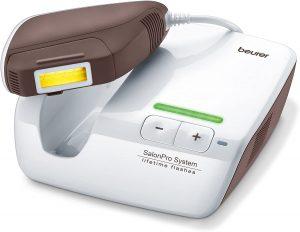 epilatore a luce pulsata beurer ipl