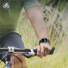 Yamay smartwatch, gps condiviso