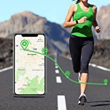 Tracciamento gps smartwatch lifebee