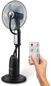 Ventilatore nebulizzatore